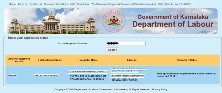 How can I Apply for Shop & Establishment Registration in Karnataka?