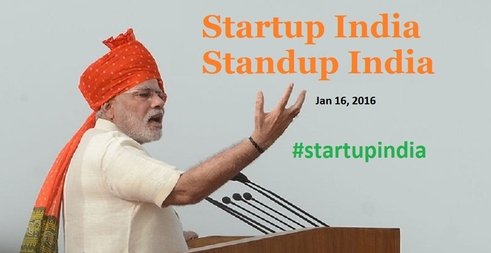 Startup India � All the Necessary Details