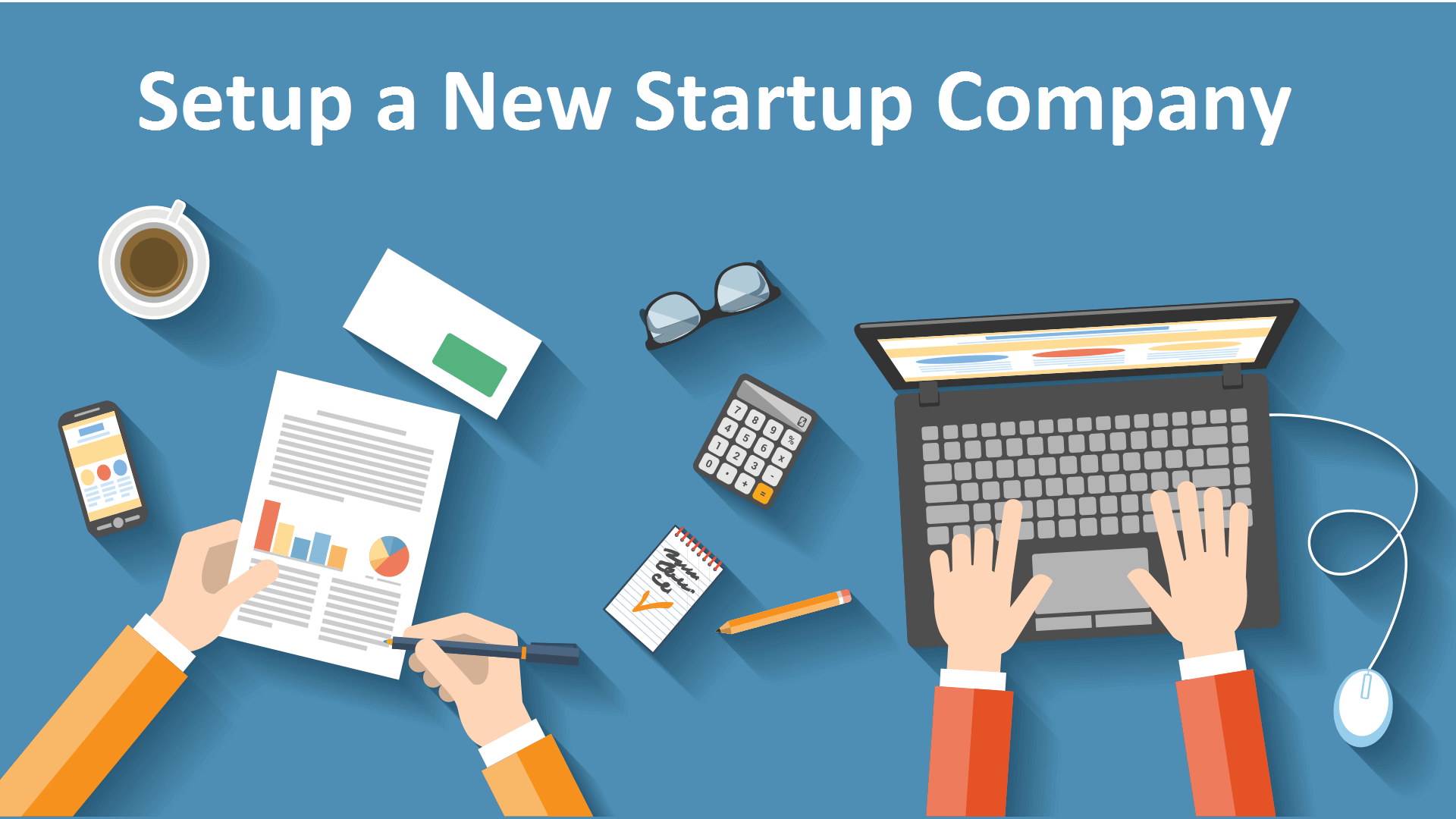 What are the Steps to Setup a New Startup Company in Bangalore?