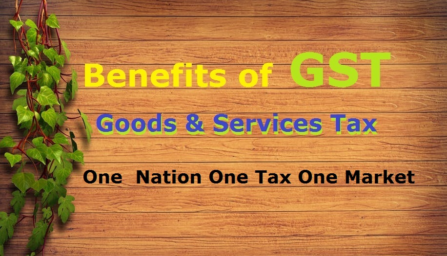 GST Brings Benefits for All
