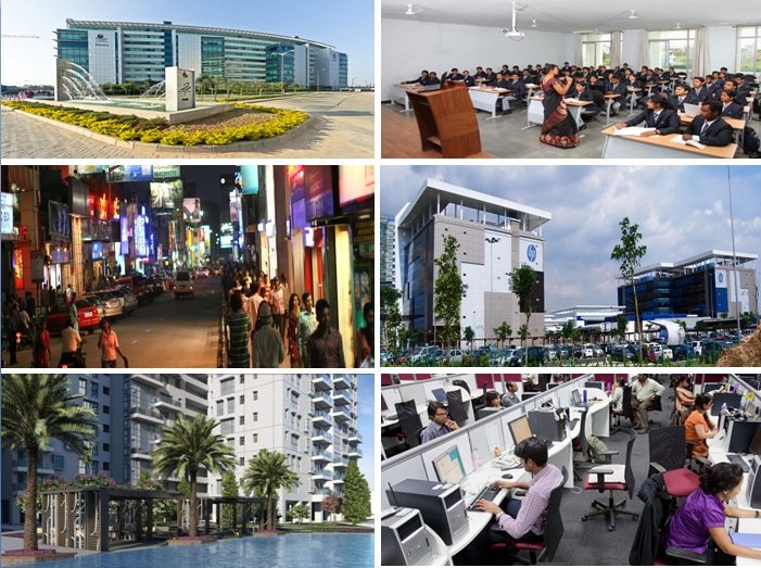 Why Bangalore is a good place for business?