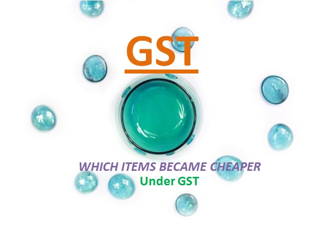 Know Which Items Could Get Cheaper Under GST