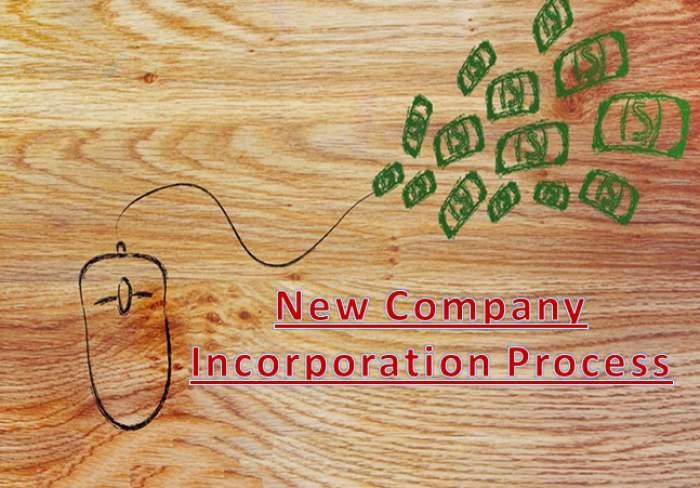 New Company Registration Procedure - Jan, 2018