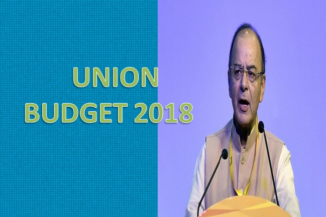 Highlights of Indian Union Budget 2018-19