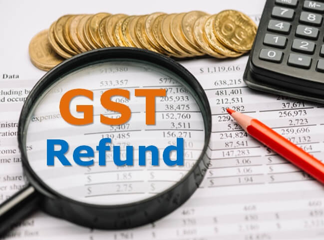 How to Claim GST Refund in Bangalore India